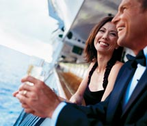 Passengers can now sail with Azamara for 72 nights without duplicating a port call. // © 2011 Azamara Club Cruises