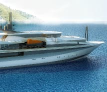 Yacht-like ships, such as the Pegasus, are gaining popularity in the luxury market. // © 2011 Variety Cruises