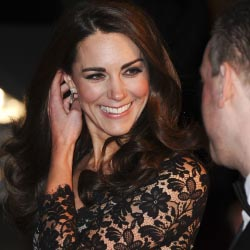 "Kate Middleton, the Duchess of Cambridge, will serve as godmother of the Royal Princess. // © 2013 Featureflash / <a title=""Shutterstock.com""..."