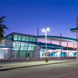 The Bayport Cruise Terminal is scheduled to open in the fall. // © POHA