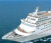 The Carnival Imagination will sail from Long Beach in 2014. // (c) 2013 Carnival Cruises