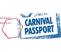 Carnival Passport // © 2013 Carnival Cruise Lines