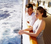 Despite the recent Costa Concordia tragedy, clients are still booking cruises this season. // © 2012 ThinkStock