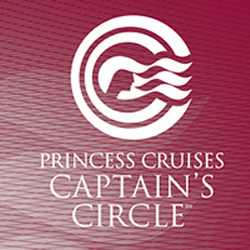 The Captain Circle Loyalty Club // © 2013 Princess Cruises