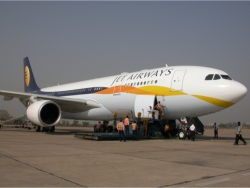 Photo: Jet Airways Aircraft // (c) 2008