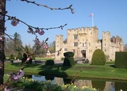 Heaver Castle and Gardens // © 2010 Heaver Castle and Gardens