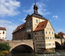 The town of Bamberg is a UNESCO World Heritage Site. // © 2010 Pride Travel/Marc Kassouf