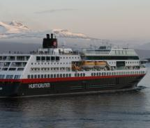 With Hurtigruten, clients can sail along the Norwegian coast and take a number of unique excursions, including snowmobile rides and a deep-sea...