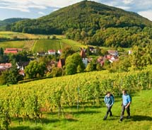 The Germany National Tourist Board will promote the country's wine regions in 2013.  // (c) 2012 Rheinland-Pfalz Tourismus, D. Ketz