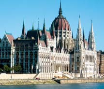 Budapest, Hungary, is one of many destinations Brendan Vacations will feature in 2012.  // © Uniworld Boutique River Cruise Collection