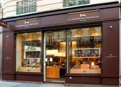 La Maison du Chocolat has locations throughout the city and also sells delicious chocolates. // © La Maison du Chocolat