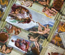 Italy Connoisseurs can arrange a private viewing of the Sistine Chapel for clients. // © 2010 BryanGeek
