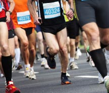 Visitors to Athens can experience the thrill of running a marathon at the place where it all started // © 2012 thinkstock