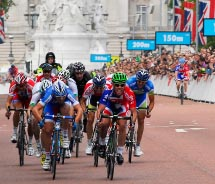 Many of the Olympic events will take place throughout the city and beyond // © 2012 LOCOG