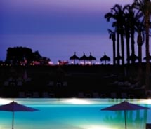 Verdura Golf & Spa Resort pool  // (c) 2010 Rocco Forte Collection