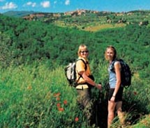 Italy is an idyllic setting for leisure activities. // © 2010 Country Walkers