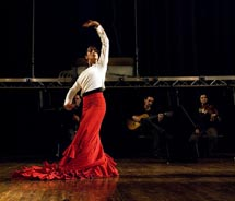 A flamenco performance in Spain is a highlight of Abercrombie & Kent's new From Flamenco to Fado tour. // (C) 2010 Andrea Bladucci