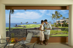 Guests at Mauna Lani Point condos can take advantage of the Gas On Us promotion. // (c) Classic Resorts