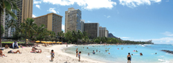 The Hawaii Tourism Association wants to help boost travel to Hawaii with the help of travel agents. // (c) Luis Argerich