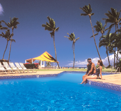 Napili Kai Beach Resort on Maui is offering a third night free this spring. // (c) Napili Kai Beach Resort