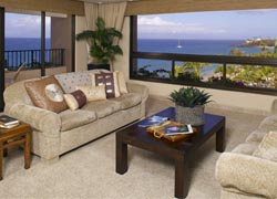 Kaanapali Alii recently upgraded its resort with new pools, a fitness center and a spa.// (C) 2010 Classic Resorts