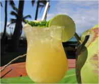 Coconut and Basil // © 2011 Ritz-Carlton Kapalua