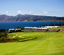 In January, the 2011 Hyundai Tournament of Champions and the Kaanapali Champions Skins Game are offering free admission to spectators. // © 2010 Maui...