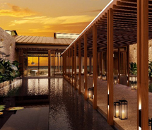 Andaz at Wailea is scheduled to open in May 2013. // © 2012 Andaz Maui at Wailea