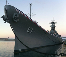 The Battleship Missouri Memorial has launched a new tour. // © 2013 Pearl Harbor Historic Sites
