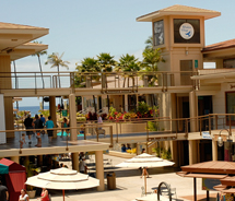 Whalers Village is one of Maui's many shopping hubs. // (c) 2012 Steven Brinkman Photography