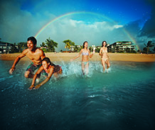 Honua Kai Resort & Spa, nestled on 38 oceanfront acres of North Kaanapali Beach, offers a uniquely contemporary Maui experience. // (c) 2012 Honua...