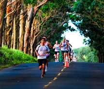 The Kauai Marathon is considered to be one of the best marathons in North America. // © 2011 Kauai Marathon