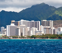 Hawaii hotels are experiencing a year of record-breaking growth. // © 2013 Hawaii Tourism Authority/Tor Johnson