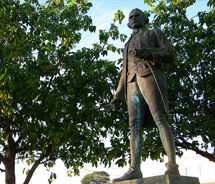 British captain James Cook made Waimea his first Hawaii stop in 1778. // © 2012 Coconut Wireless/Flickr
