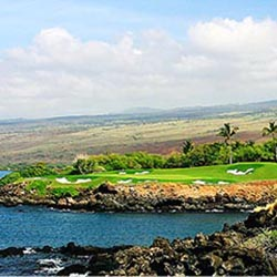 Mauna Kea Resort will be the location for the Pro-Am Golf Tournament this summer. // (c) 2013 Prince Resorts Hawaii