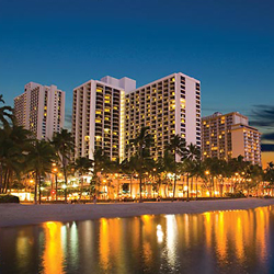 Waikiki Beach Marriott is one of several hotels participating in Hawaii wholesaler deals this summer. // © Waikiki Beach Marriott Resort and Spa