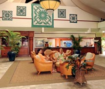 Travel agents get the first night free at Aston Aloha Beach Hotel on Kauai. // © 2011 Aston Hotels & Resorts