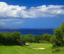 Maui's Makena Golf Course underwent a restoration in 2011.// © 2012 Makena Beach & Golf Resort