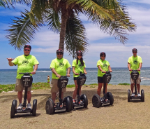 Segway Maui keeps its guide-to-glider ratio low.// © 2012 Segway Maui