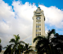 Aloha Tower, Oahu // © 2012 HTA/Tor Johnson