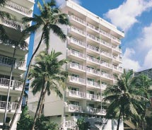 The Aqua Waikiki Joy will undergo a renovation. // © 2013 Aqua Hospitality