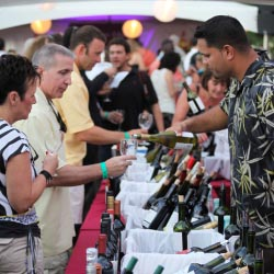 The Kapalua Food and Wine Festival takes place June 7-9. // © 2013 Kapalua Wine and Food Festival