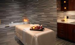 Spa at Trump International Hotel & Tower // (c) 2008