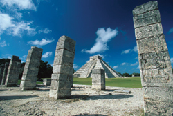 Chichen Itza was most recently named one of the New Wonders of the World. // (c) Mexico Tourism Bureau