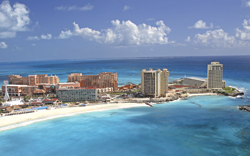 Cancun established a police force just for its hotel zone. // (c) The Cancun Convention & Visitors Bureau
