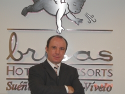 Antonio Cosio, owner and vice president of Brisas Hotels & Resorts// © Brisas Hotels and Resorts 2010