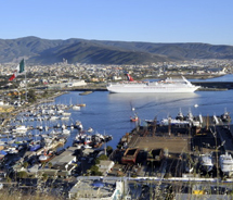 Ensenada is Mexico's only cruise port seeing an increase in visitation. // © 2013 Baja California State Tourism Secretariat