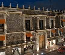 Downtown Mexico, which opened this summer, is the latest property by Grupo Habita. // © 2012 Grupo Habita
