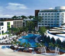 Hilton Puerto Vallarta Resort is Hilton's first all-inclusive hotel in Mexico, and Puerto Vallarta's first Hilton property. // (c) 2012 Hilton Hotels...