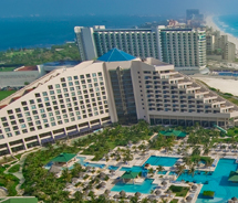 Iberostar is spending more than $100 million to renovate the Hilton Cancun Hotel into the Iberostar Cancun. // © 2011 Iberostar Hotels & Resorts